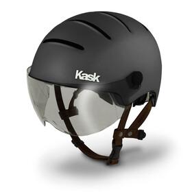 Kask Lifestyle - Casque de vélo - visière incluse gris/noir